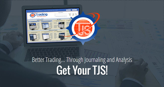TJS Elite Trading Journal - Call to Action - image